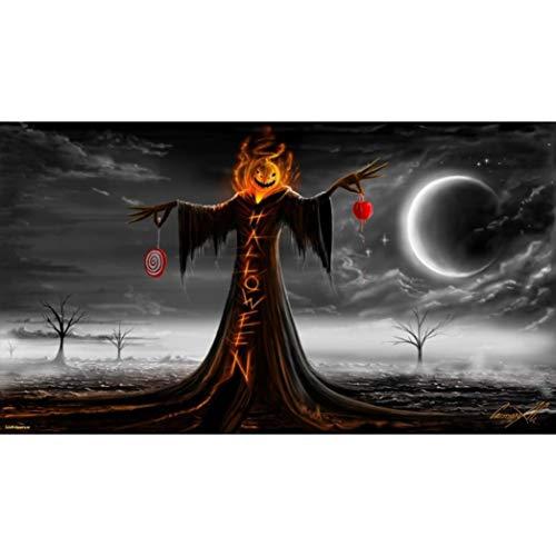 VEMOW Heißer Halloween Party Dekoration 5D Stickerei Gemälde -