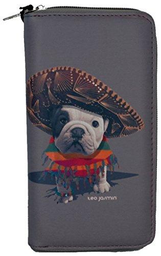 Portefeuille Teo Jasmin 20x10cm Teo Mexican