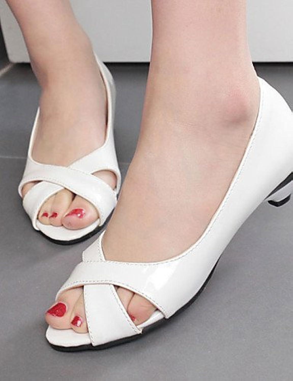 les les les talons de chaussures shangyi sandales et escarpins talon et talons outdoor / robe / occasionnel noir bleu, rose et blanc...b01fzjm51m mère 7e15ba