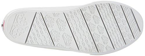 Fornarina Damen Meti Sneaker Weiß (White)