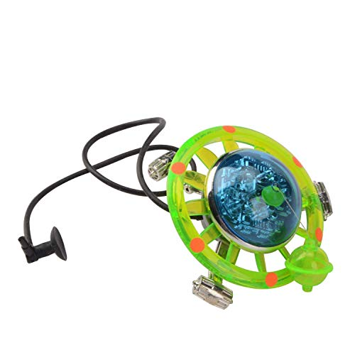 Uotyle EINWEG Aquarium Decoration Action-Air Aquarium Ornament UFO Fish Tank Decoration - Ufo Air