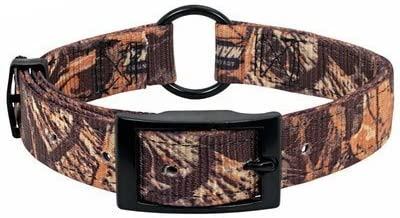 Realtree Max-4 Center Ring Dog Collar, 19-Inch, Camo by Nor Pac Pet Products