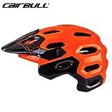 iBelly CAIRBULL Fahrradhelm Atmungsaktiver Ultralight-Bike-Reithelm MTB-Kopfschutzhelm Integral geformte Helme Capacete