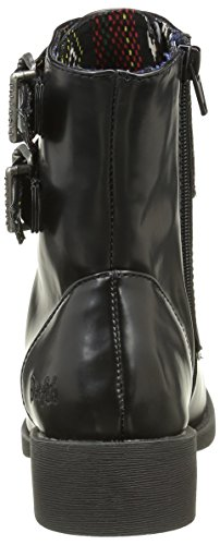 Blowfish Damen Kami Biker Boots Schwarz (Black)