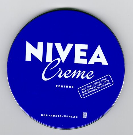 Preisvergleich Produktbild Nivea, Aus dem Leben einer Cremedose oder wie eine Weltmarke entsteht, 1 Audio-CD
