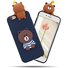 coque ours iphone 6