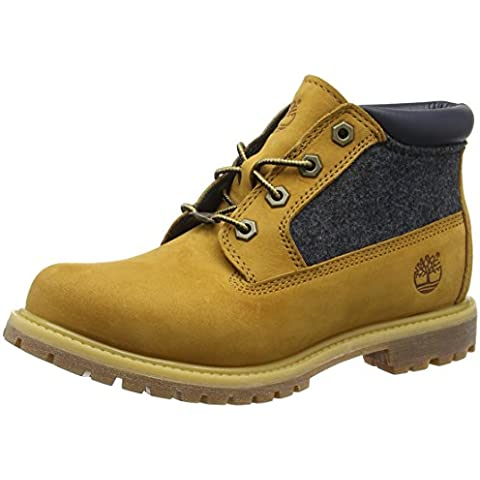 Timberland Nellie_Nellie Double F/L, Botas Chukka para Mujer