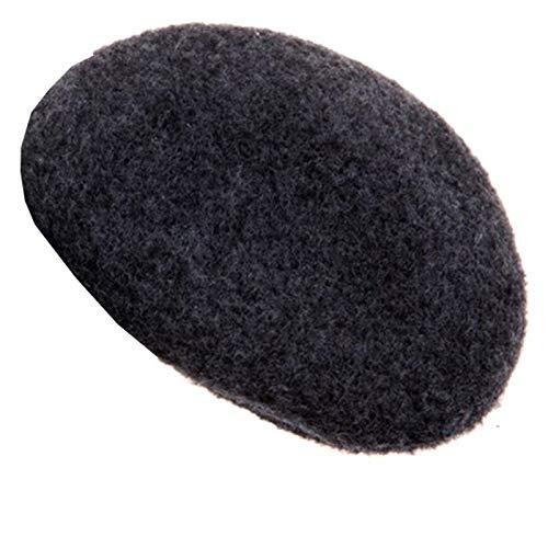 Earbags Fleece Ohrwärmer Mütze war gestern Standard, earbags fleece, Farbe dunkelgrau, Größe M