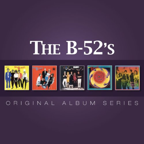 The B-52's Original Album Series