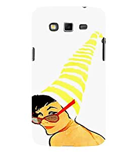 EPICCASE Party ready Mobile Back Case Cover For Samsung Galaxy Grand Max (Designer Case)