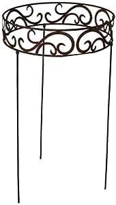 staudenhalter staudenst tze rankhilfe rund d ca 50 cm. Black Bedroom Furniture Sets. Home Design Ideas