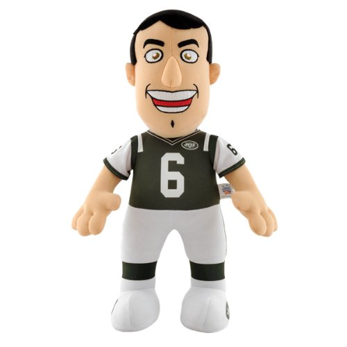 Tribüne (Architektur) Kreaturen NFL New York Jets Mark Sanchez 35,6 cm Plüsch Puppe (New Plüsch York)