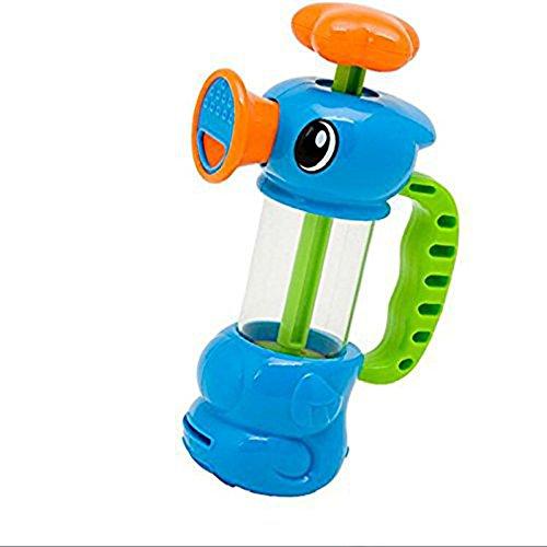 ne Spielzeug Hippocampus Wasserpumpe Sprinkler Hippocampus Wasserpistole Wasser Spiel Spielzeug für 3-6 Jahre Alt ()