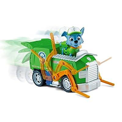 Paw Patrol- Rocky y su camión de reciclaje (Spin Master) por Paw Patrol