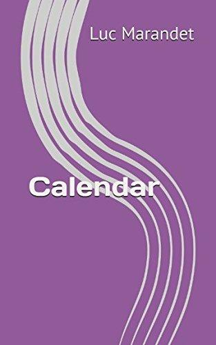 Calendar par Luc Marandet