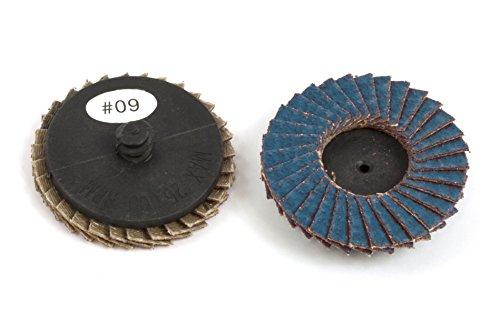 'Lamellenschleifscheibe (Flapdisc) mit Schnellkupplung Typ
