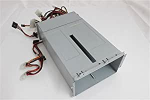 432478-001 - HP POWER SUPPLY CAGE ASSY REDUNDANT INCL. BACKPLANE FOR PROLIANT ML310G5