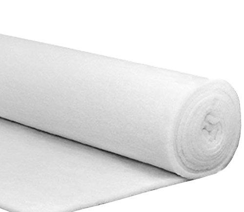 Fortis T072 - Material de acolchado (1,5m de ancho, 200g/m²)