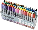 Copic Ciao Double Ended Markers - Set A of 72 Markers by Copic