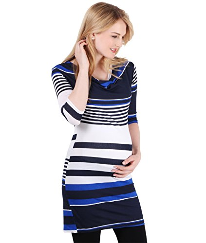 vestido-rayas-cuello-drapeadoazul-marino-blanco-azul-l