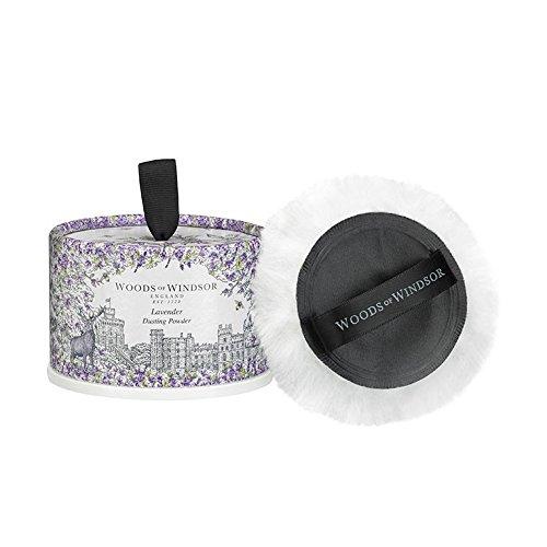 Lavender - Corps Poudre Libre avec Houppette 103 Ml - pour Femme