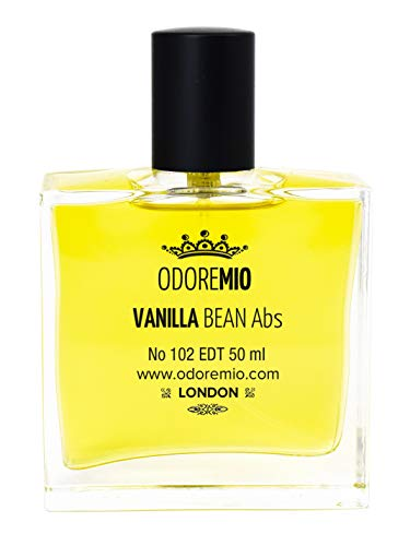 Odore Mio Vanilla Bean Absolute 15 ml Eau de Toilette Natural Perfume Spray -