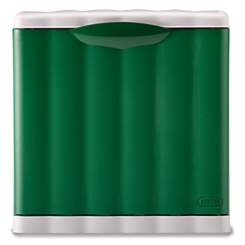 Mülleimer Amica 20 Liter mit Kippfunktion Modulsystem Grün • Papierkorb Abfalleimer Abfallbehälter Mülltrennung Abfallsammler 20L