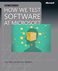 How We Test Software at Microsoft by Alan Page (2008-12-10)