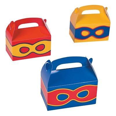 pack-of-6-superhero-treat-boxes-great-for-x-menspidermanmarvel-super-heroes-party-loot-bags