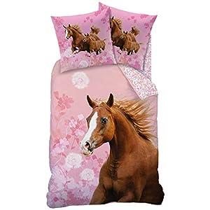 Bettwäsche Mädchen Pferde Günstig Online Kaufen Dein Möbelhaus