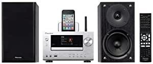 Pioneer X-HM71-S Micro System - Silver