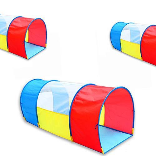 Funnyrunstore Los niños Tres Colores Crawling Arch