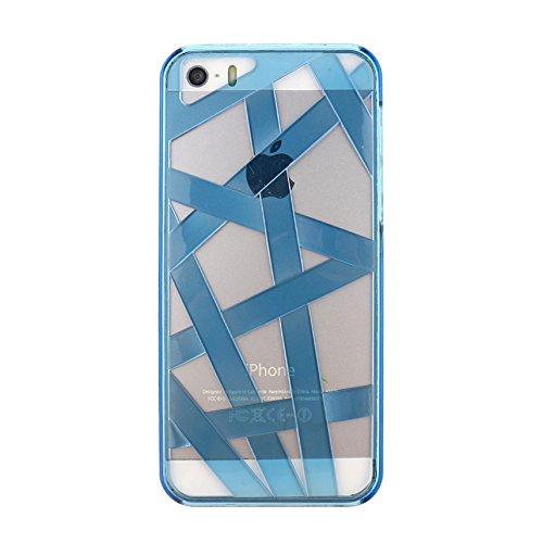 Ancerson Vögel Nest Hard Protektiv Case Tasche Hülle Schutzhülle Schalen Für iPhone 5/5S (Blau) - Iphone 5s Parfüm-flasche Case