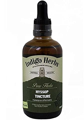 Hyssop Tincture - 100ml - (Quality Assured)