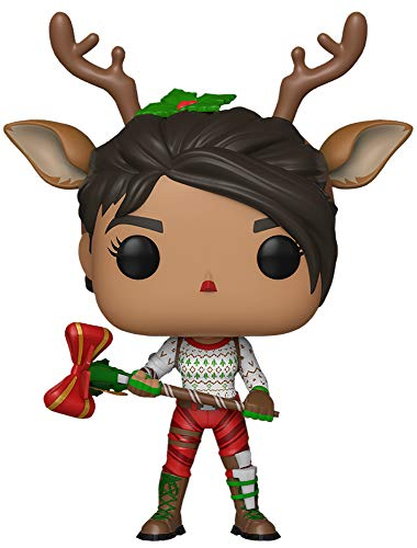 Funko Pop! Games: Fortnite - Red-Nosed Raider (Limited Exclusive) #437