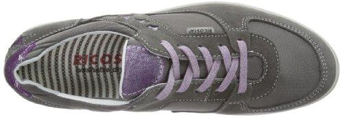 Ricosta VINA 7321500 Mädchen Sneaker Grau (Patina 450)