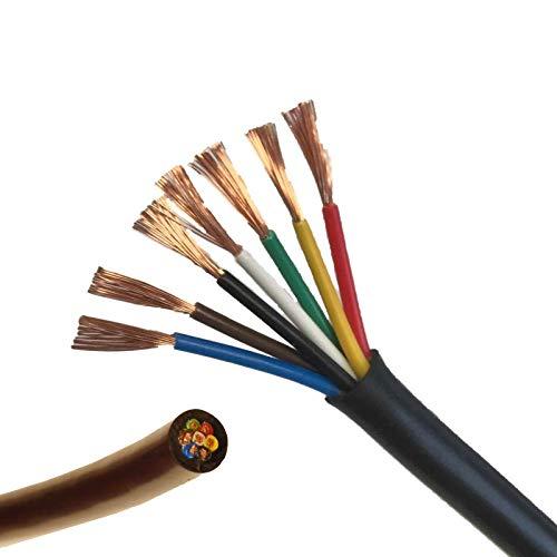 marrone 0,75/mm 14/Amp 12/V Automotive cavo marino 100/M colore