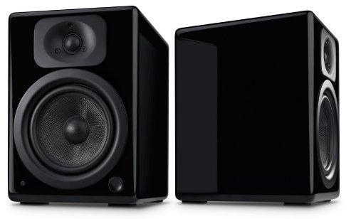 wavemaster TWO Regal-Lautsprecher System - schwarz