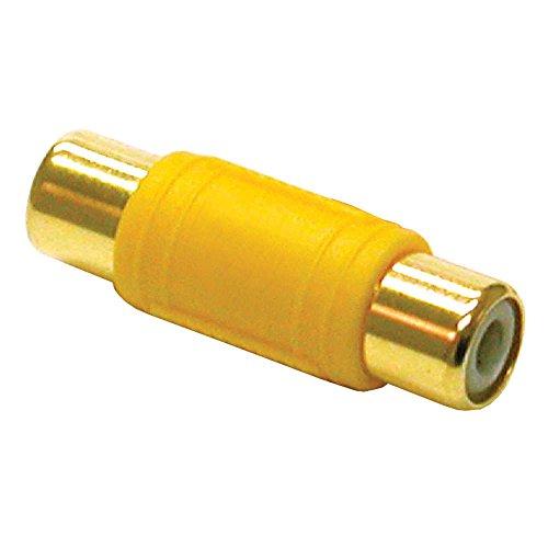 Cables To Go 75 Ohm RCA Videokoppler (Coupler Video 75 Ohm Rca)