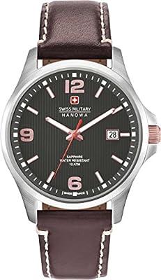 Swiss military hanowa - Reloj de caballero 06-4277.04.009.09 de Swiss Military Hanowa