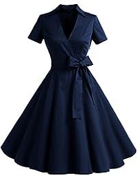 c098adda620 Amazon.fr   robe taille empire - Robes   Femme   Vêtements