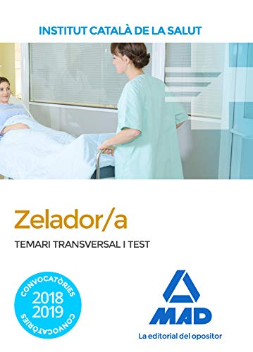 Temari i test transversal per a la categoria de Zelador/a de l' Institut Català de la Salut por Carlos Tojeiro Alcala