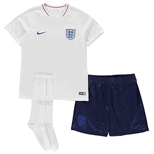 2018-2019 England Home Nike Mini Kit (Rooney Wayne Nike)