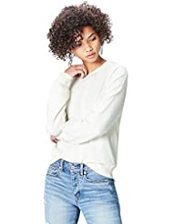 FIND Women's Ruched Sleeve Long Sleeve Sweatshirt