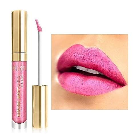 MILANI Amore Metallics Lip Creme - Cinemattic Kiss