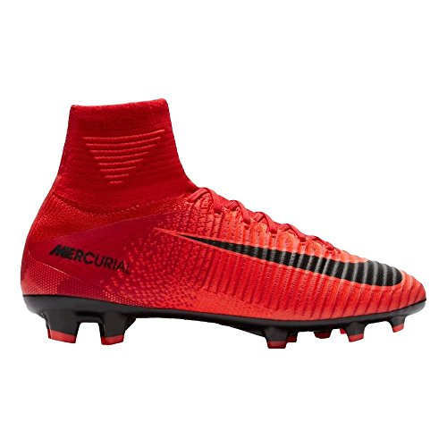 72fb485ef095 Nike Junior Mercurial Superfly V DF FG Football Boots 921526 Soccer Cleats  (UK 3.5 us