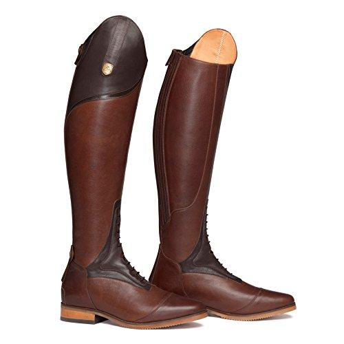 Mountain Horse Rider Boots-Sovereign alta, scelta di dimensioni e colore. Brown