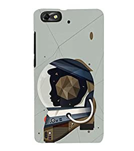 EPICCASE Spacewomen Mobile Back Case Cover For Huawei Honor 4C (Designer Case)