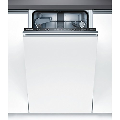 Bosch Serie | 4 SPV50E90EU Fully built-in 9places A+ White dishwasher - dishwashers (Fully built-in, A, A+, White, Buttons, Auto 45-65 ºC, Economy, Intensive, Pre-wash, Quick)