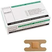 Steroplast Pflaster, hypoallergen, waschbeständig, 50 Stück preisvergleich bei billige-tabletten.eu